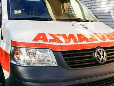 Ambulanza del 118 (© foto S.Novellu)