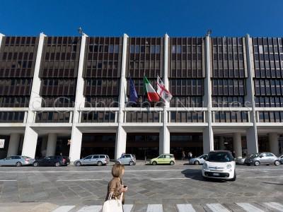 Il palazzo del Consiglio regionale della Sardegna (© foto S.Novellu)