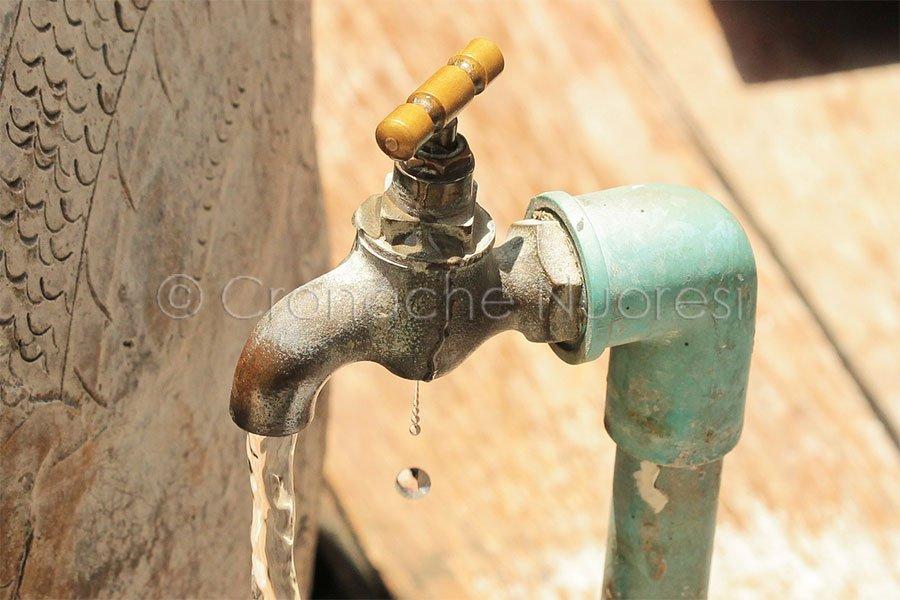 Siniscola: acqua non potabile per la presenza di coliformi e escherichia coli