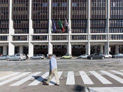 Cagliari, il palazzo del Consiglio Regionale (foto S.Novellu)