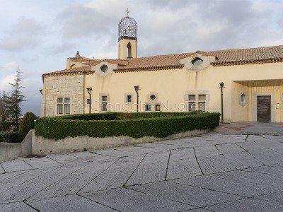 Nuoro, il Convento delle Carmelitane (foto S.Novellu)