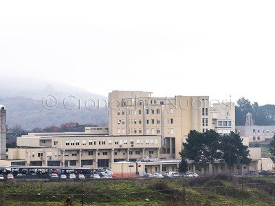 Macomer, l'ospedale (foto S.Novellu)