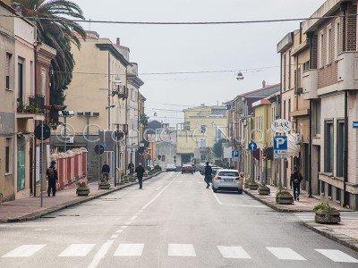 Macomer, il Corso (foto S.Novellu)