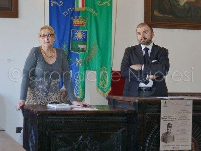 Conferenza stampa di presentazione del convegno su Michele Papandrea (foto S.Meloni)