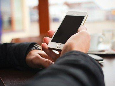 Un iPhone 5s