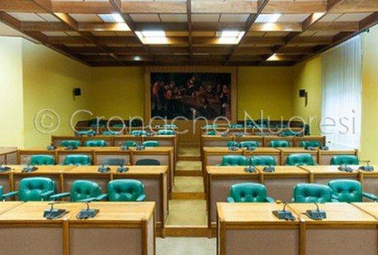 L'aula Consiliare (© foto S. Novellu)