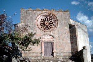 Facciata chiesa San Mauro