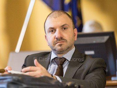 Il vice Sindaco Sebastian Cocco (foto S.Novellu)Il vice Sindaco Sebastian Cocco (foto S.Novellu)