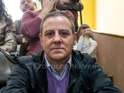 Pietro Pittalis al Consiglio Comunale su Idea Motore (foto Cronache Nuoresi)