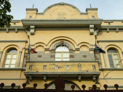 Nuoro, il Liceo Classico Asproni (foto S.Novellu)