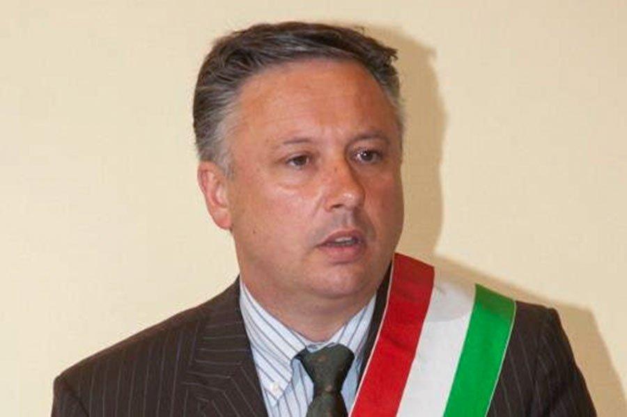 Il sindaco di Villagrande Strisaili Giuseppe Loi