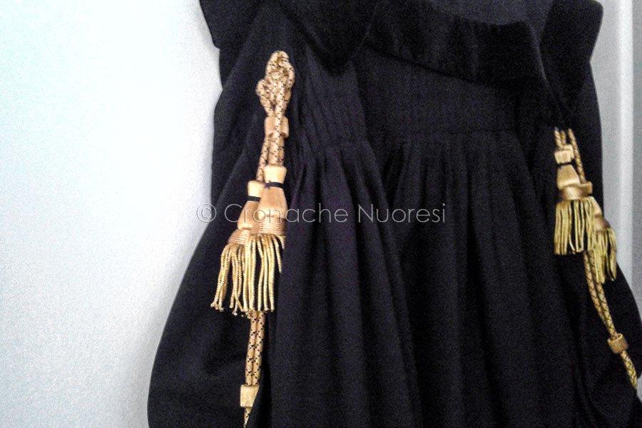 La toga di un avvocato (foto S.Novellu)