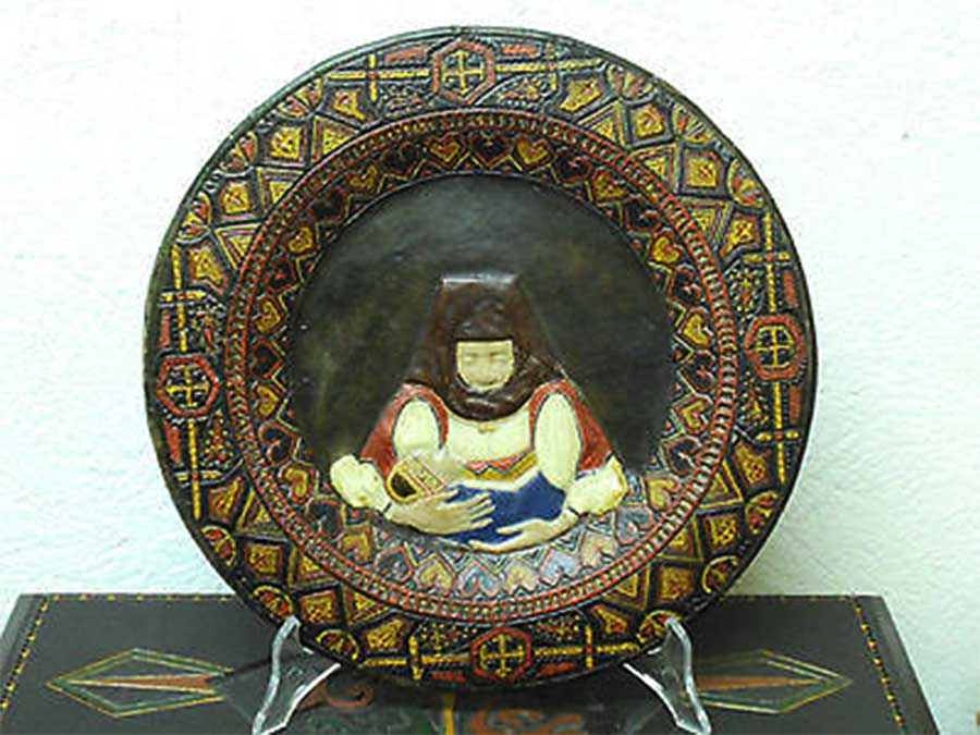 Una ceramica di Ciriaco Piras
