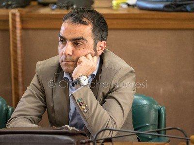 L'assessore all'ambiente Giuliano Sanna (foto S.Novellu)