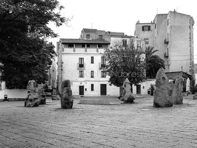 Nuoro, Piazza Sebastiano Satta (foto S.Novellu)