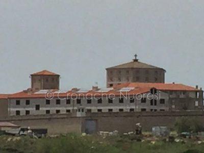 Nuoro, il carcere di Badu 'e carros (foto Cronache Nuoresi)