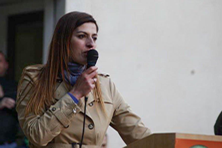 Daniela Falconi, nuovo sindaco di Fonni