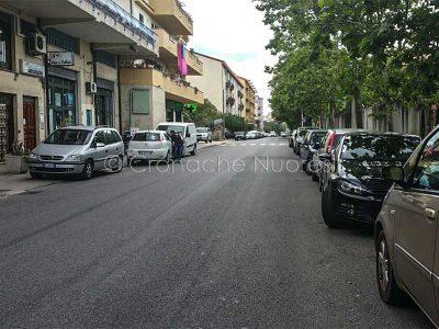 Nuoro, Via Martiri della Libertà (foto Cronache Nuoresi)Nuoro, Via Martiri della Libertà (foto Cronache Nuoresi)