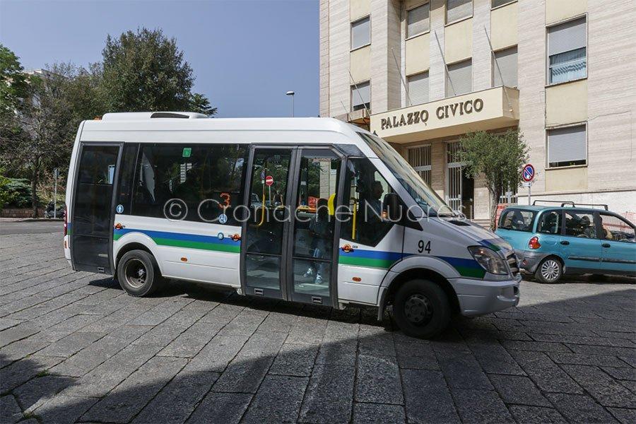 Un autobus dell'ATP (foto S.Novellu)