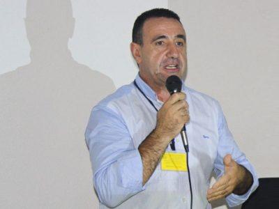 Il presidente Battista Cualbu