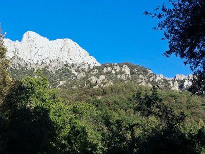 Oliena, uno scorcio del Monte Corrasi (foto S.Novellu)