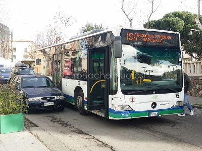 Un autobus dell'ATP (foto Salvatore Novellu)