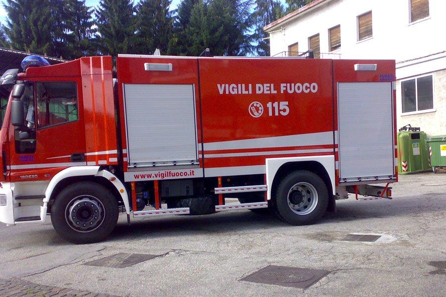 """Vigili del fuoco. Manca (M5s): """"Parco macchine di Olbia Basa rinnovato e potenziato"""""""