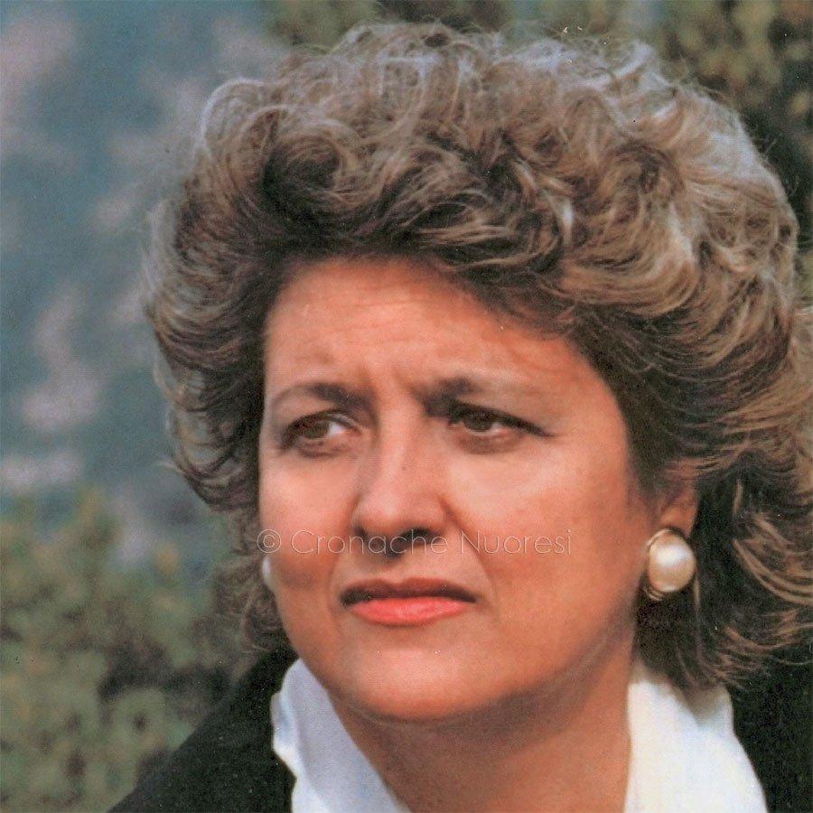 Antonietta Chiron (1939-1996) soprano lirico e docente di canto