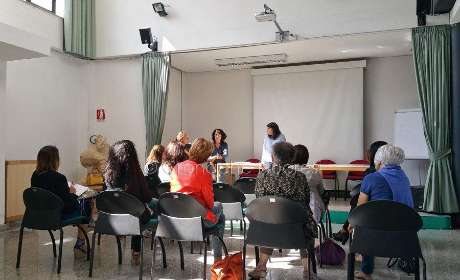 La presentazione dell'anno sociale (foto Cronache Nuoresi)