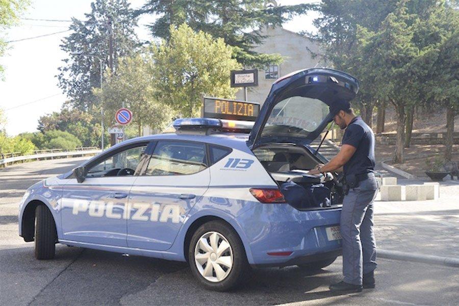 I controlli della polizia nelle strutture ricettive del nuorese
