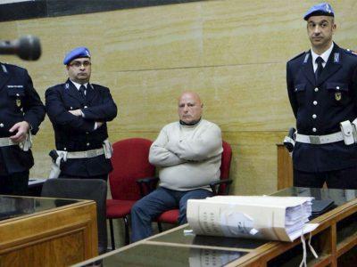 Graziano Mesina a processo a Nuoro