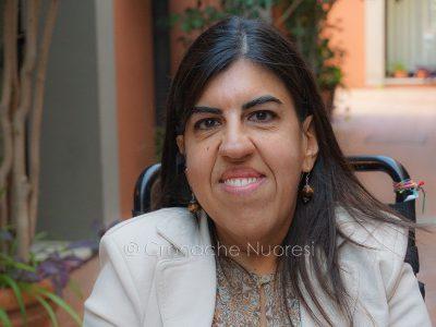L'assessore alla Pubblica Istruzione Claudia Firino (foto S.Novellu)