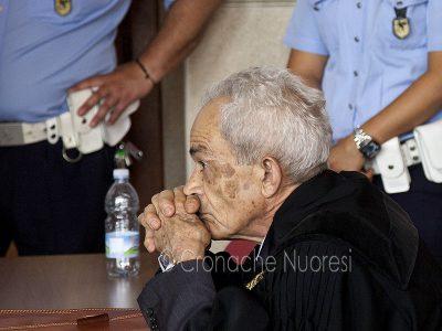 L'avvocato della difesa Mario Lai (foto Cronache Nuoresi)