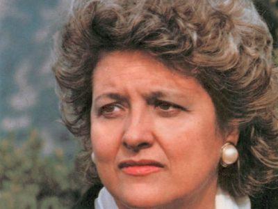 Un ritratto di Antonietta Chironi