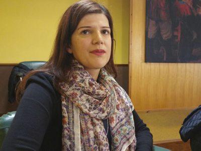 La consigliera regionale del PD, Daniela Forma