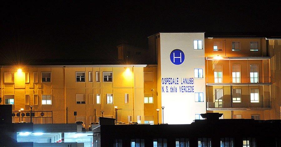 L'ospedale NS della Mercede di Lanusei