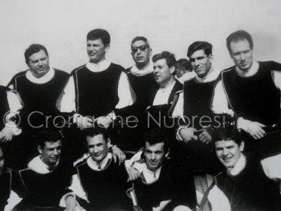 Un'immagine del Coro Barbagia