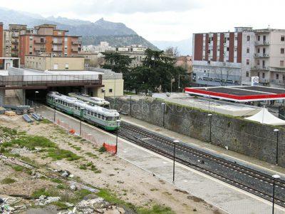 Nuoro, la stazione ferroviaria ARST (foto S.Novellu)