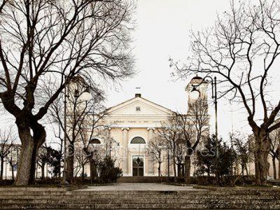 Nuoro. La cattedrale di Santa Maria della Neve (foto S.Novellu)
