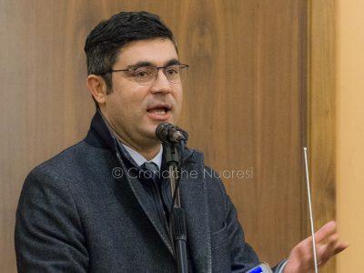 Il sindaco di Nuoro Andrea Soddu (foto S.Novellu)