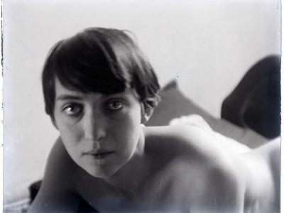 Un ritratto della fotografa Berenice Abbott