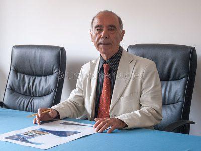 Il direttore di Confimprenditori Gianfranco Seddone (foto S.Novellu)