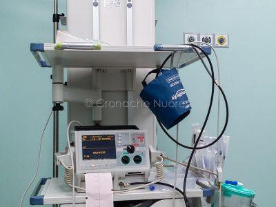 Nuoro, Ospedale S.Francesco, cardiologia (foto S.Novellu)