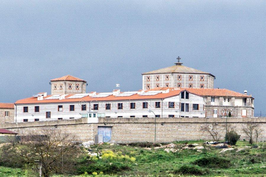 Nuoro, il carcere di Badu 'e carros (foto S.Novellu)