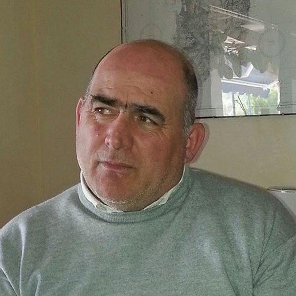 Il sindaco di Siniscola Gian Luigi Farris