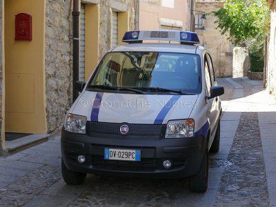 Polizia Municipale (foto S.Novellu)
