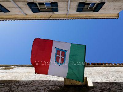 Il palazzo Martoni, allora sede del Comune (foto S.Novellu)