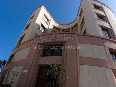 La Camera di Commercio di Nuoro (Foto C.Nuoresi)