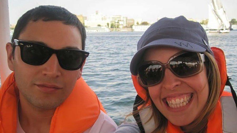 Erika Preti e Dimitri Fricano, 28enni di Biella