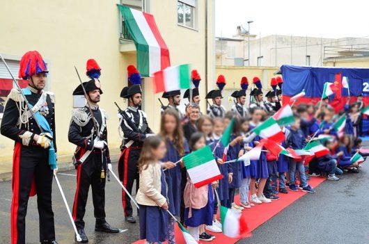 Nuoro, celebrazioni del 203° anniversario della fondazione dell'Arma dei Carabinieri